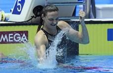 Éremesővel zárták a magyar úszók a világkupát