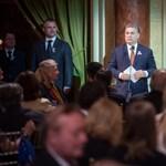 Merész mondattal lepte meg Orbán a Kossuth-díjasokat