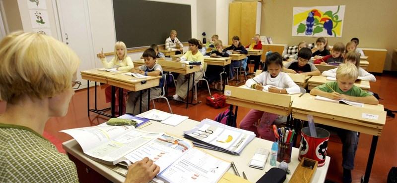 Egy ország, ahol a tanárok megbíznak a kormányban