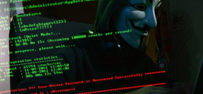 Újra hackerek csaptak le Ukrajnára