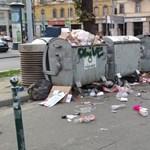 Egymást hibáztatják a felelősök, míg mi a szemétben gázolunk Budapesten