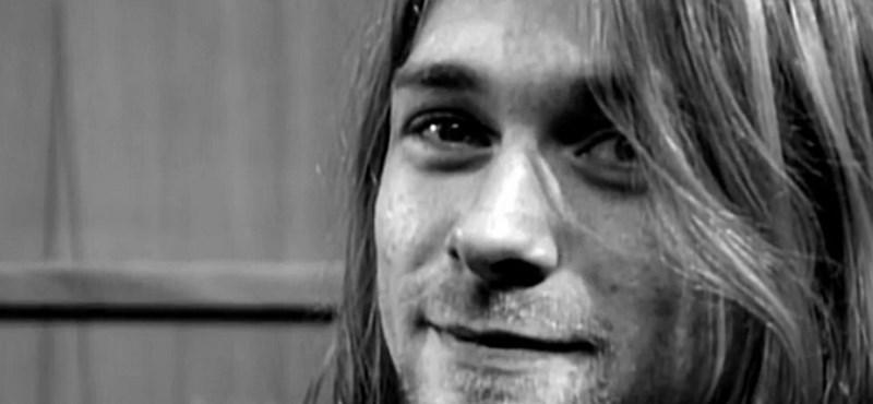 Fotó: Így nézne ki ma Kurt Cobain