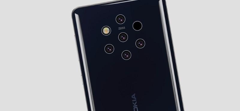 Egy hónapon belül érkezhet a Nokia eddigi legizgalmasabb telefonja