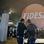Negyedmillió eurót kérne vissza az OLAF a Fidesz-irodává változott látogatóközpont miatt