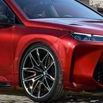 Íme a magyar kéz által tervezett BMW M iX villanyautó