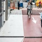 17 ezer négyzetméter, 12 ezer férőhely: Hollandiában átadták a világ legnagyobb kerékpáros mélygarázsát