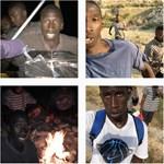Kiderült, hogy kamu az illegálás bevándorlókat ábrázoló fotósorozat