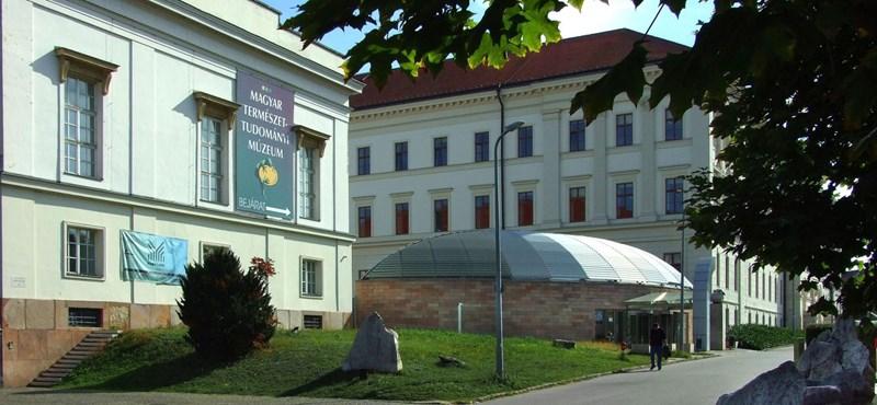 Magyar Természettudományi Múzeum,