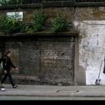 A titokzatos Banksy ismeretlenül is áldás a műkereskedők számára