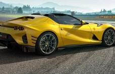 Mire kiderült az ára, már el is fogyott a legújabb Ferrari összes példánya