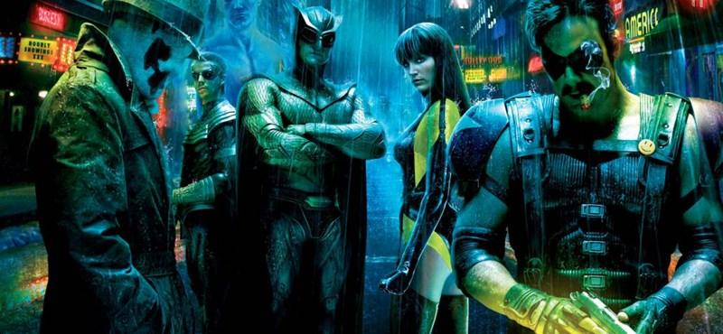 HBO-sorozatot készít a Watchmenből a Lost alkotója