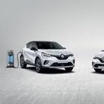 Versenytechnikát kapott a hibrid Renault Clio és Captur