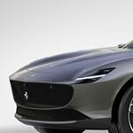Jön a Ferrari első divatterepjárója
