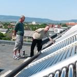 A naperőmű-céget alapított a magyar tőzsdei társaság