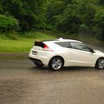 A Honda CR-Z a legmegbízhatóbb sportautó Amerikában - toplista
