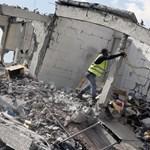 Itt egy döbbentes drónvideó a romhalmazzá vált mexikói épületekről