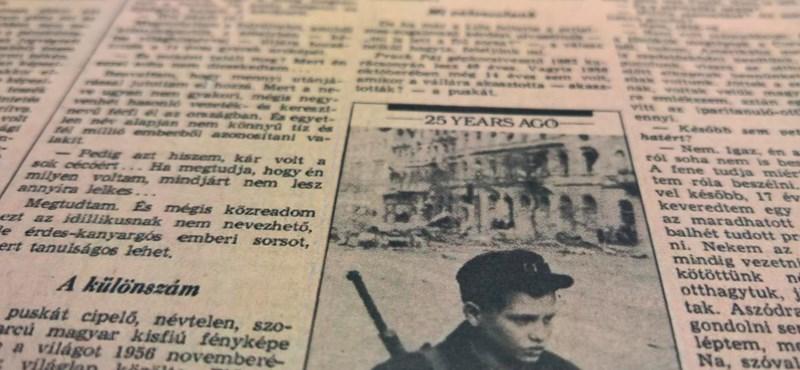 Pruck vagy Dózsa? - Megtaláltuk a Life forradalmárával készült 1982-es Népszabadság-interjút