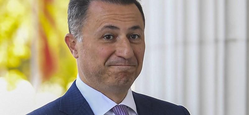 Börtönbüntetésre ítélték, mégis képviselő maradhat Orbán macedón szövetségese