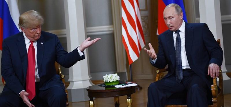 Washington 60 nap múlva megkezdheti a nukleáris rakétákról szóló egyezményből való kilépését