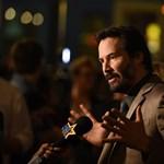 Keanu Reeves gépe kényszerleszállást hajtott végre