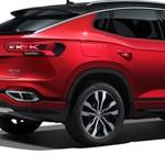 Nocsak, a Volkswagen Tiguannak lesz egy formásabb változata?