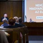 Fideszes fórumon magyarázták, miért jó diktátor Orbán Viktor
