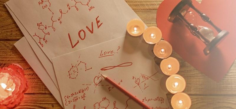 A szerelmet választottam kábítószeremnek. Kit érdekel a csokoládé