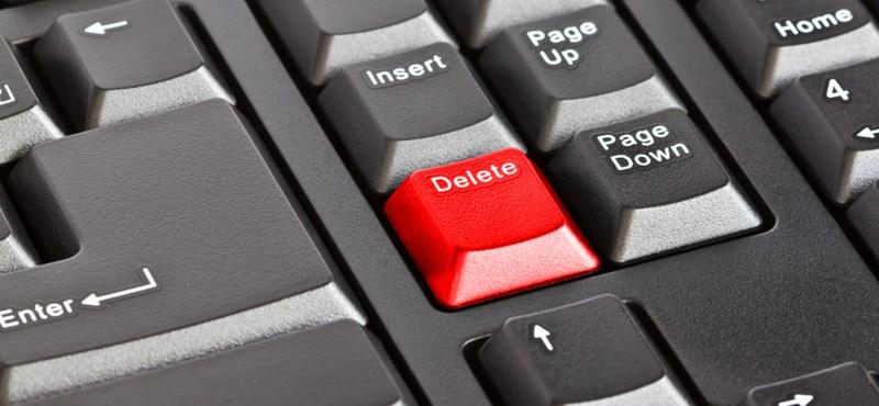Dagad a botrány: így törölheti le magát teljesen a Facebookról