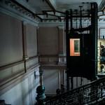 Titkos lépcsőházak nyomában Budapesten - Nagyítás-fotógaléria