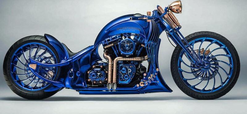 A világ legdrágább motorja drágább, mint egy Bugatti