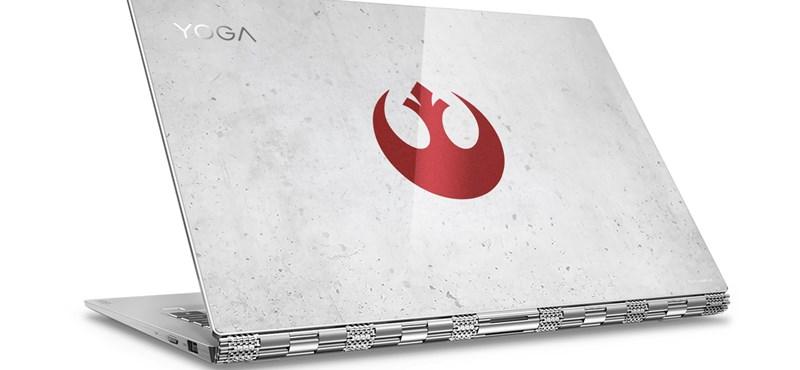 Egy töltéssel 10-15 órán át működő laptopot ad ki a Lenovo