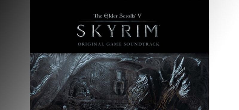 Már előrendelhető a Skyrim zenéje