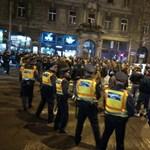 50 ezres bírságot kaptak a spontán diáktüntetés résztvevői
