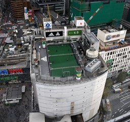 Még ott is foci sarjad, ahol ember nem várná – fotógaléria