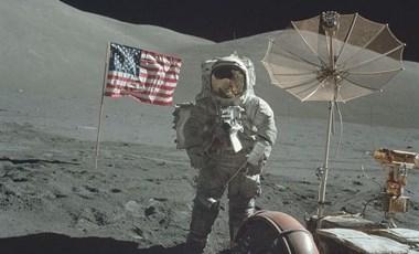Tegyen le mindent, ezt a két videót látnia kell a holdra szállásról