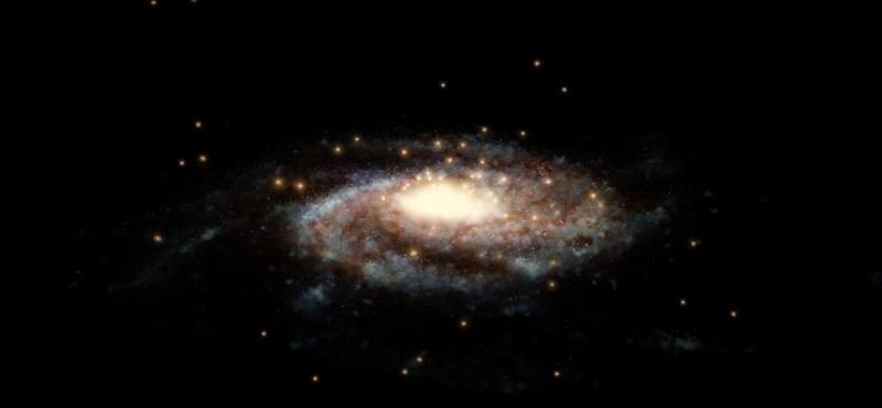 Törpegalaxissal ütközött a Tejútrendszer 10 milliárd éve, már tudjuk, mi történt pontosan