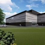 Egy 5 milliárd forintos sportcsarnok átadása csúszhat a járvány miatt