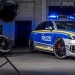 Ezt a rendőrautót először saját maguknak kéne leinteni ellenőrzésre