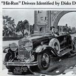 Hatalmas ötlet: névjegykártyát dob az autó a cserbenhagyásos gázoláskor