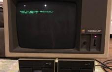 30 éves Apple számítógépet talált a szülei padlásán, és alig hitt a szemének, amikor bekapcsolta