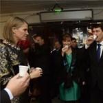 Pálinkázott Áderékkel az új amerikai nagykövet - fotók