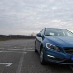 Szerény, de kemény - Volvo V60 D5 Polestar teszt
