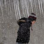 Jövő héten még tovább keményedik a hideg