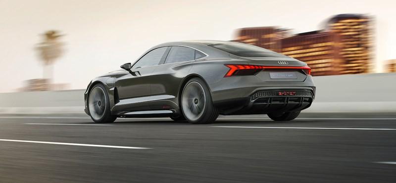Az Audi e-tron GT már megkapta a szerepét az új Bosszúállók filmben