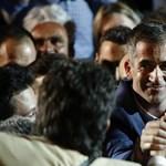 Győznek a konzervatívok Görögországban