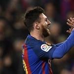 Messi: Neymart szörnyű volna Real-mezben látni, Ronaldo nem a riválisom