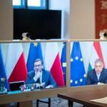Orbán megakadályozta a V4-ek keményebb kiállását Oroszországgal szemben
