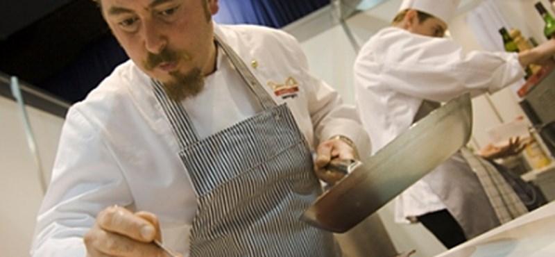 Szakácsversenyek: a széthúzás a mi erősségünk?