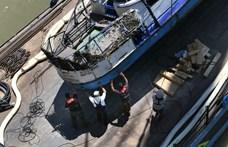 Megtalálhatták a Hableány-baleset egy újabb áldozatát