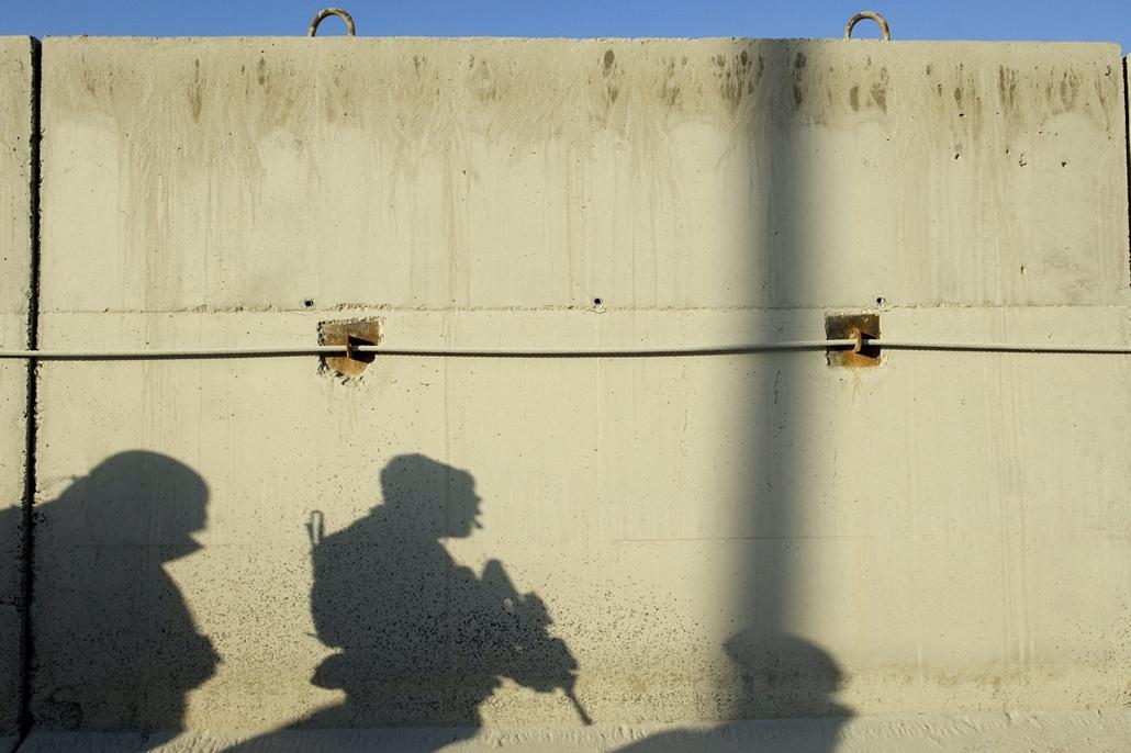 Magyar katonák, Afganisztán, Hende Csaba Afganisztánban, Kabul, 2013. március 3.